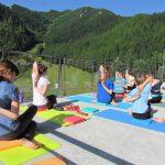 Zajęcia jogi dla dzieci